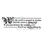 SO: Magnolia EZ-Mount - When the world (text)