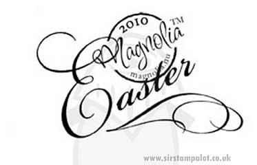 Magnolia EZ-Mount - Easter (Text)