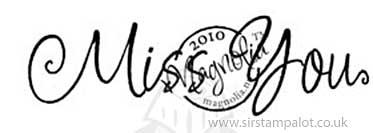 Magnolia Bon Voyage - Miss You (text)