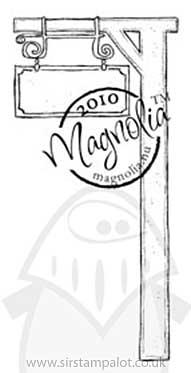 Magnolia Bon Voyage - Travel Sign