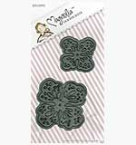 Magnolia DooHickey Cutting Die - Bon Voyage - Doily Flowers 1005