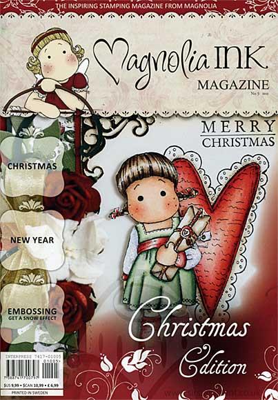 Magnolia Magazine - Christmas Special (issue 5 - 2010)