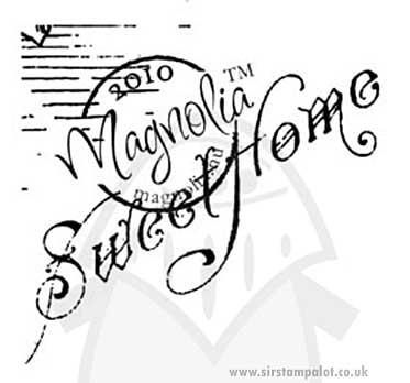Magnolia - Apple and Cherries - Sweet Home (text)