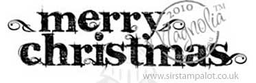 Magnolia - Christmas 2010 - Merry Christmas (text)