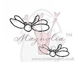Magnolia EZ Mount - Dragonflies