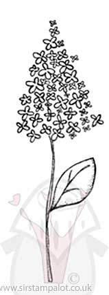 Magnolia EZ Mount - Syren Star Flower