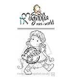 Magnolia Mini - UM - Tilda with Heart Lace