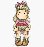 Magnolia Sweet Christmas - Tilda With Christmas Baking