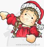 Magnolia Sweet Christmas - Pointing Tilda