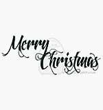 Magnolia Sweet Christmas - Merry Christmas (text)