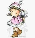 Magnolia Sweet Christmas - Something for you Tilda