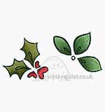 Magnolia Sweet Christmas - Christmas Love Holly (2)