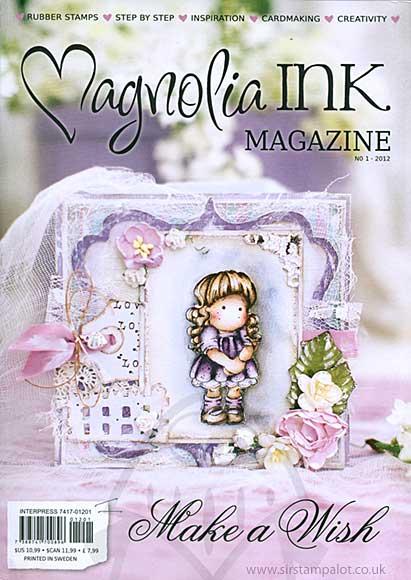 SO: Magnolia Magazine - Make a Wish (issue 1 - 2012)