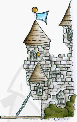 Princes and Princesses - Edwins Night Castle [Y0084M]