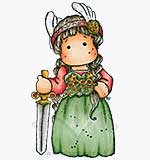 Princes and Princesses - Viking Tilda [Y0107J]