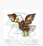 SO: Magnolia EZ Mount - America the Eagle