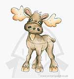 Magnolia Turning Leaves - Walter the Moose