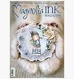 Magnolia Magazine - Christmas Story (issue 6 - 2012) FREE STAMP