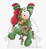 Magnolia Christmas Story - Pixie Tilda