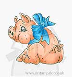 SO: Magnolia Christmas Story - Sweet Piglet