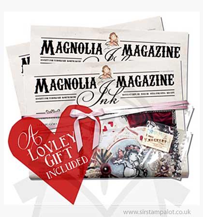 Magnolia Magazine - Love Special (issue 1 - 2013)