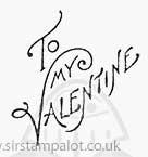 WL13 Magnolia - To my Valentine