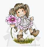 SO: Magnolia EZ Mount - Poppy Tilda