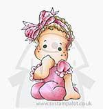 SO: SM13 Magnolia - Little Cute Tilda