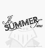 SB13 Magnolia EZ Mount - Its Summer Time (text)