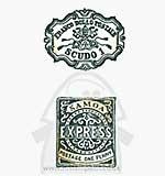 SO: SB13 Magnolia EZ Mount - South Pacific Stamp