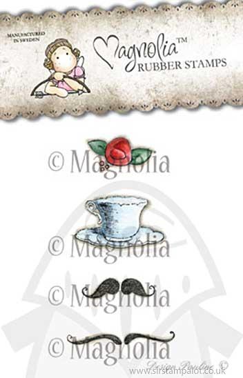 LL13 Magnolia EZ Mount - Afternoon Tea Rose [Y0165K]