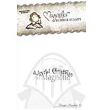 WW13 Magnolia EZ Mount - A Joyful Christmas Text [Y0172E]