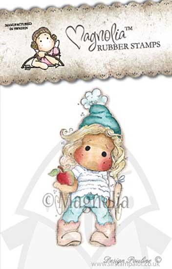 WW13 Magnolia EZ Mount - Cozy Christmas Tilda [Y0177K]