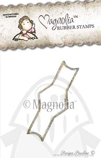 WW13 Magnolia EZ Mount - Merry Christmas Banner [Y0184J]