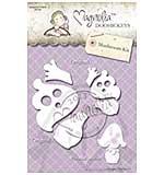Magnolia DooHickey Cutting Die - LCM13 Mushroom Kit