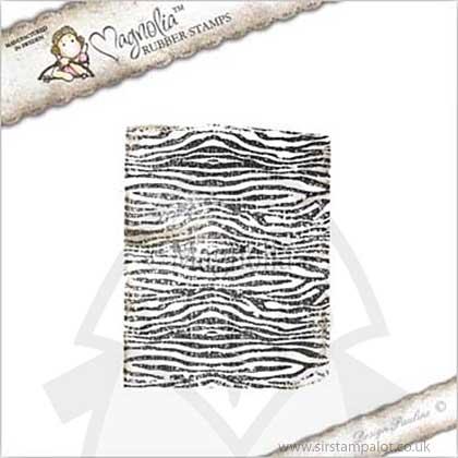 Magnolia EZ Mount AY14 - Background Zebra Pattern [Y0251L]