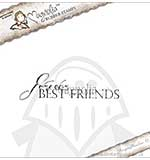 Magnolia EZ Mount AY14 - Forever best friends text [Y0255G]