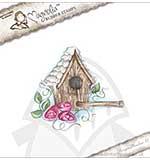 Magnolia EZ Mount PL14 Wooden Home Tweet Home Birdhouse [Y0302K]