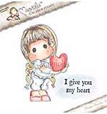 SO: LD15 Magnolia EZ Mount - I Give You My Heart Tilda Duo