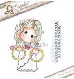 LD15 Magnolia EZ Mount - Lovely Ring Twice Tilda Duo