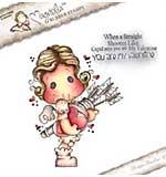 LD15 Magnolia EZ Mount - You Are My Valentine Tilda Duo