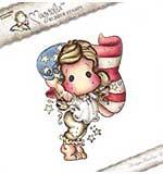 Magnolia EZ Mount Stamp 4G15 - American Star Tilda
