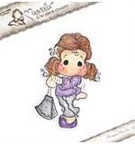 SO: Magnolia EZ Mount Stamp WWW15 - Fashion Blog Tilda