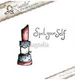 Magnolia EZ Mount Stamp WWW15 - Spoil Yourself Kit (2 stamps)