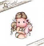 SO: Magnolia EZ Mount Stamp WWW15 - Selfie Tilda