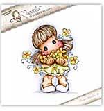 SO: Magnolia EZ Mount Stamp SA15 - Golden Week Tilda