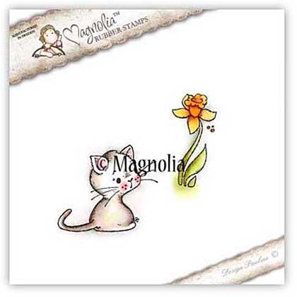 Magnolia EZ Mount Stamp SF16 - Kitty Kit (2 stamps)