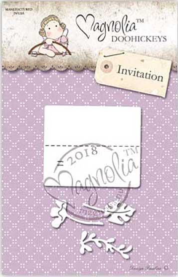 Magnolia Doohickey - YI18 Invitation