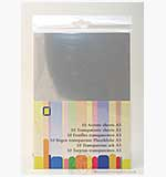 SO: A5 Acetate Sheets (10 pcs)