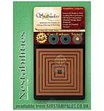 Spellbinders Nestabilities - Squares Classic - Large